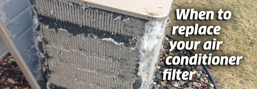 When to Change Your Air Conditioner Filter